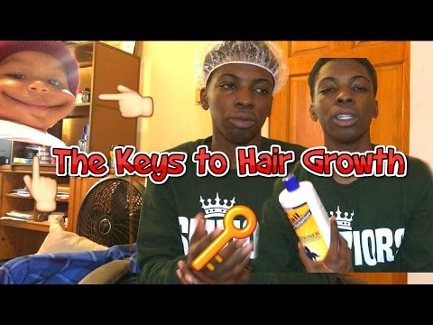 How To Grow Nappy/Curly/Coarse Hair Faster and Healthier & How To Grow Inches in Weeks