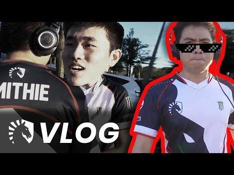 WORLDSTAR! - Team Liquid LoL Vlog