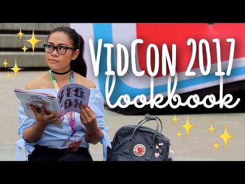 2017 VidCon Lookbook! | SimplyMaci