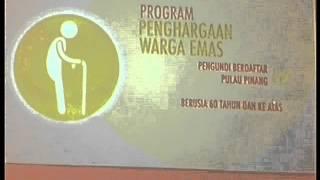 Pelancaran Video Program-program Kebajikan Kerajaan Negeri Pakatan Rakyat Pulau Pinang