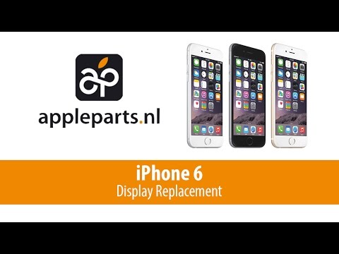 Apple Parts | iPhone 6 (A1586) Display Replacement