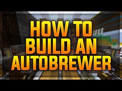 MC Build-It || Auto-Brewer Tutorial