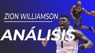 Zion Williamson ANÁLISIS: 3 cosas que NADIE VE.