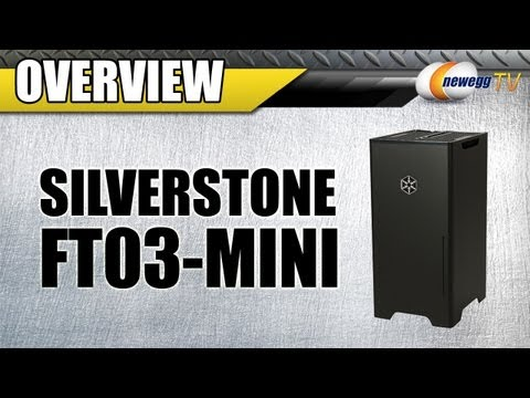 Newegg TV: SILVERSTONE Fortress Series Mini ITX Media Center / HTPC Case Overview