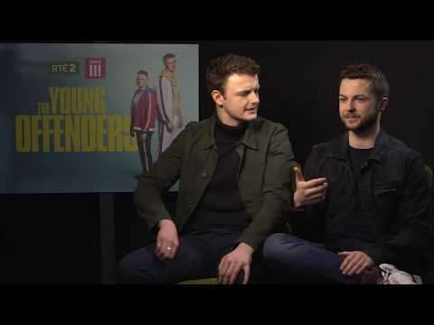 Chris Walley & Alex Murphy (The Young Offenders) on PLAN B