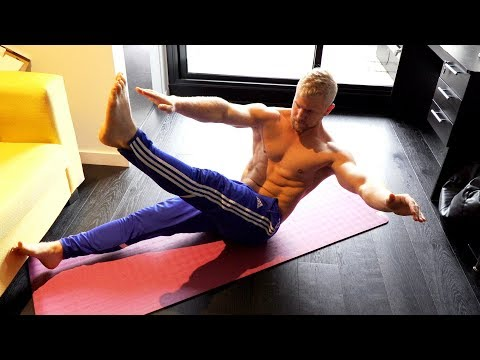 V-Cut Abs Home Workout
