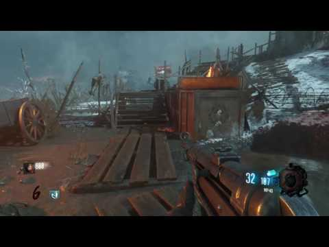 How to build the wind staff Black ops 3 orgins *FAIL