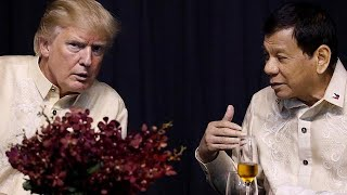 Trump meets and Tweets (insults) ahead of ASEAN