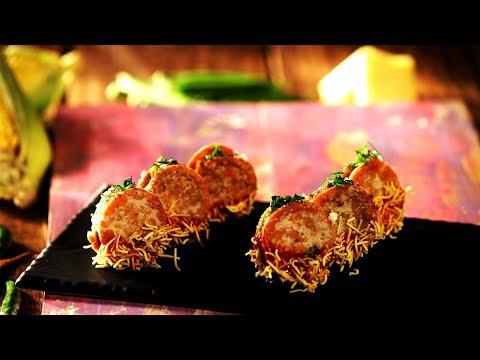 Rangeela - How to make Rangeela Sev Puri | Easy Chaat Recipe