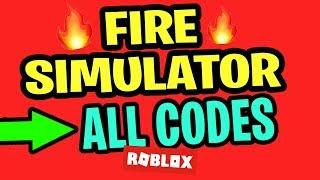 roblox fire simulator codes Videos - 9tube tv