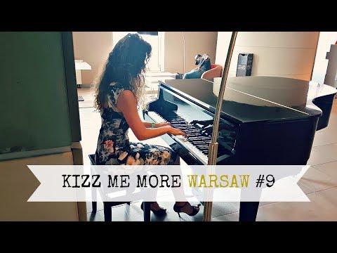 KIZZ ME MORE WARSAW | Lisa Rose - VLOG #9