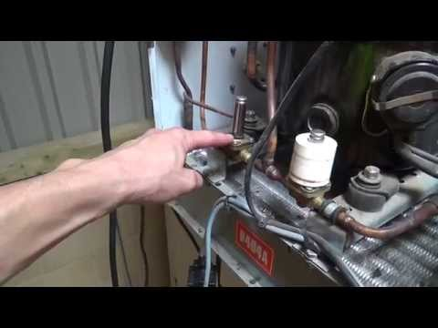 Freon leak find and fix