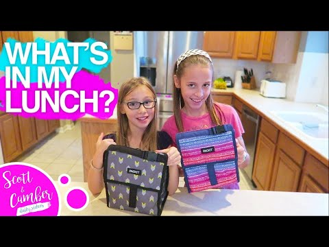 🍕😋WHAT'S IN MY LUNCHBOX! BACK TO SCHOOL LUNCH IDEAS!!🍔