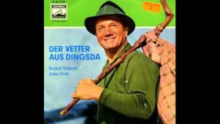 Der Vetter Aus Dingsda Eduard Knneke  Querschnitt  Rudolf Schock  Erika Kth 432hz