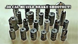 muzzle brake comparison | Daikhlo