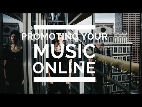 How to promote your music online
