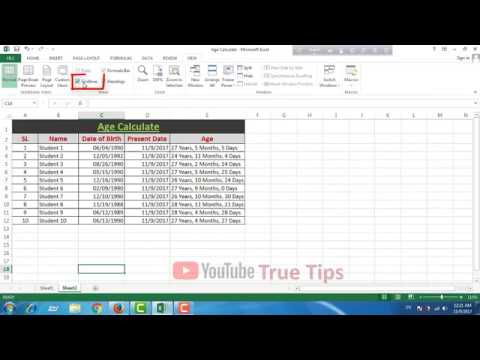 How to Hide Gride Lines in Ms Excel Bangla