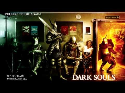 Bed of Chaos - Dark Souls OST