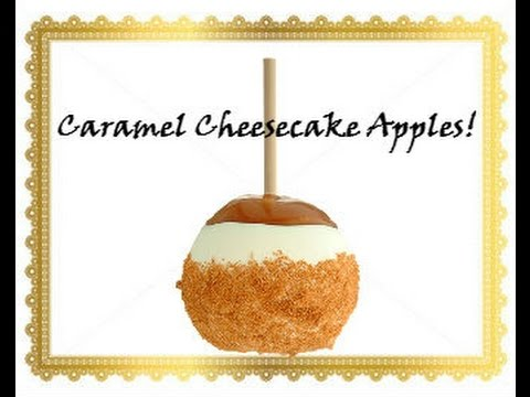 Caramel Cheesecake Apples | Ep #3