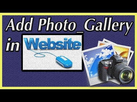 how to add gallery in wordpress website [ hindi / urdu ]