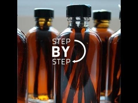 How to Make Vanilla Extract, Making Vanilla Extract, Vanilla Extract from Scratch