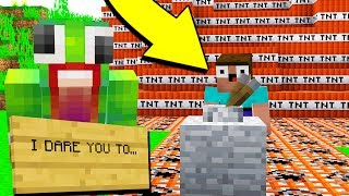 EXTREME MINECRAFT TRUTH OR DARE...