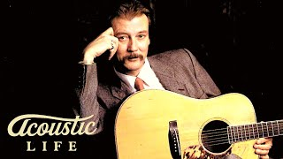 Tony Rice's 6 Guitar Influences (Joni Mitchell, Clarence White) ★ Acoustic Tuesday #136