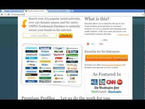 Social Media Backlinks - Social Media for SEO - High quality profile backlinks