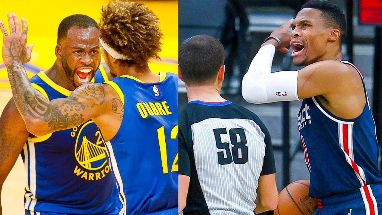 Most HEATED NBA Moments of 2021! Part 1
