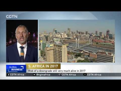 South Africa economy expected to improve slightly in 2017
