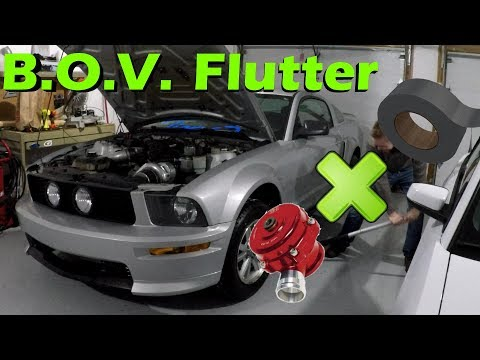 How To Make Your Blow Off Valve Flutter