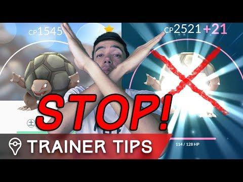 DON'T POWER UP ANY POKÉMON UNTIL YOU WATCH THIS!! ✦ Damage Break Points in Pokémon GO