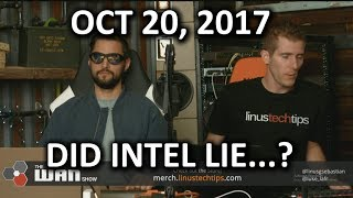 Intel COULD Make Z270 Work with Coffee Lake - WAN Show October 20, 2017