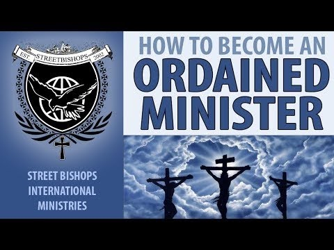 Get Ordained Online