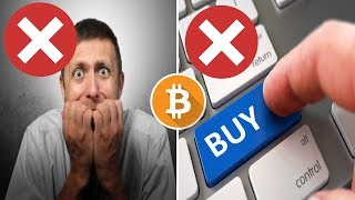 3 Things NOT To Do When Bitcoin is Dropping