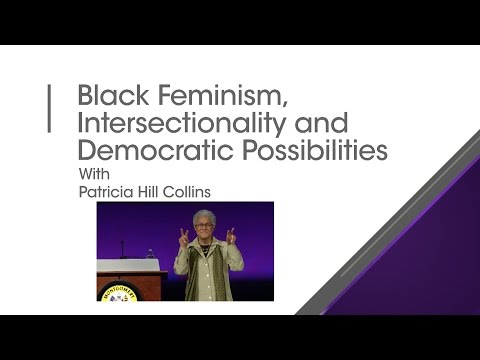 Black Feminism, Intersectionality and Democratic Possibilities