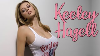 Keeley Hazell British hot model