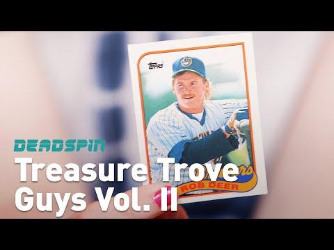Remembering Some Treasure Trove Guys: Vol. II