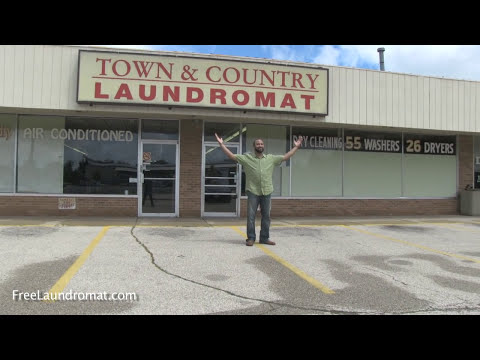 Laundromat Cash Flow business ownership. How to NEVER buy one