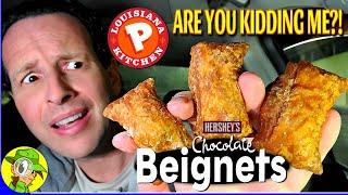 Popeyes® CHOCOLATE BEIGNETS Beoordeling ⚜?? | Gluur DIT eruit! ?️♂️