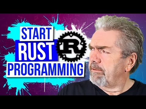 Rust Programming Language for Beginners on Udemy - Official