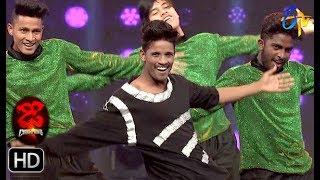 Raju Performance   Dhee Champions   25th September 2019   ETV Telugu