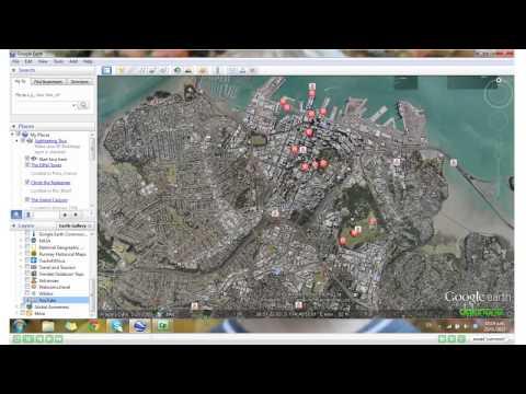 Google Earth - Layers