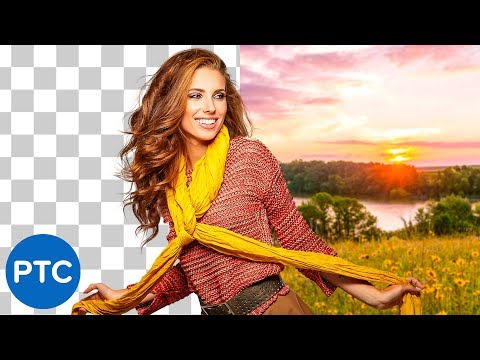 How to Cut Out ANYTHING in Photoshop [SELECT and MASK Crash Course]