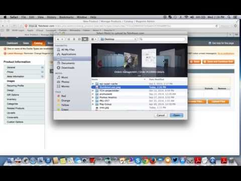 How to Add a Product In Magento