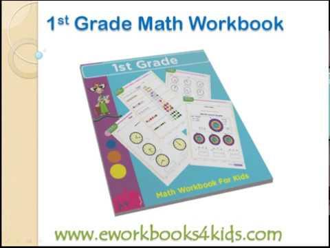 1st grade math ebook download for kids | Math workbook pdf
