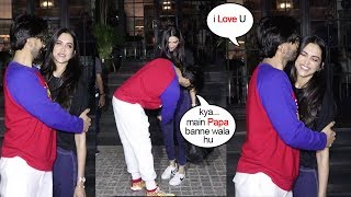 Deepika Padukone Cant Stop Smiling With Happiness As Ranveer Singh Kisses Her & Announces PREGNANCY