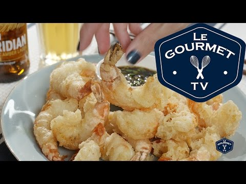 Shrimp Tempura Recipe - Le Gourmet TV Recipes