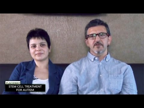 Post Stem Cell Therapy Improvement for Autism - Parents Testimonial