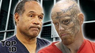Top 10 Convicts Who Should NEVER Get Released